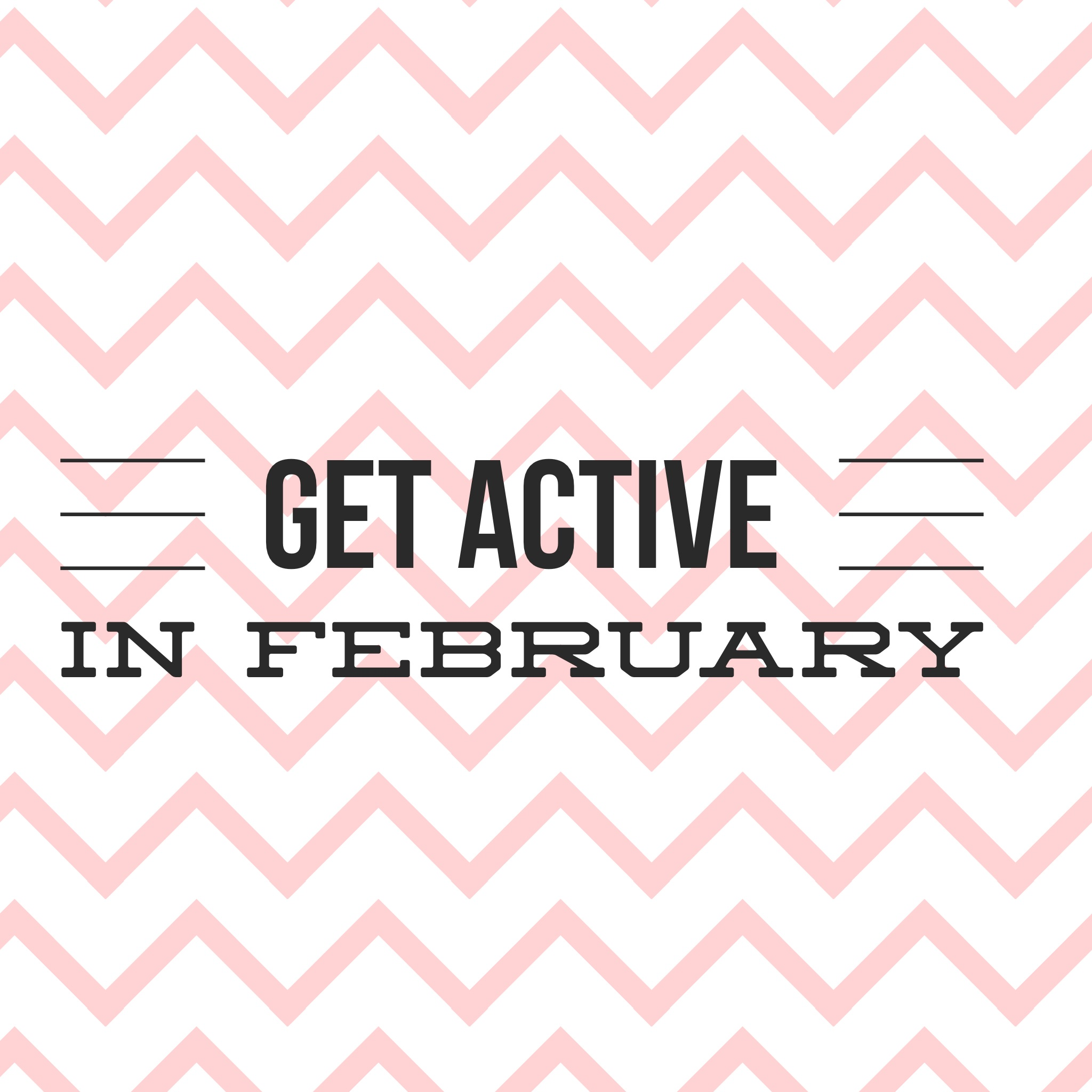 6 Ways to get Active in February